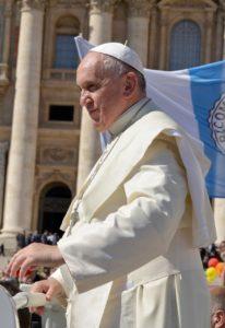 ローマ法王(教皇)フランシスコ