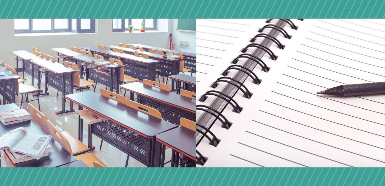 受験にインゼリー 教室 学校