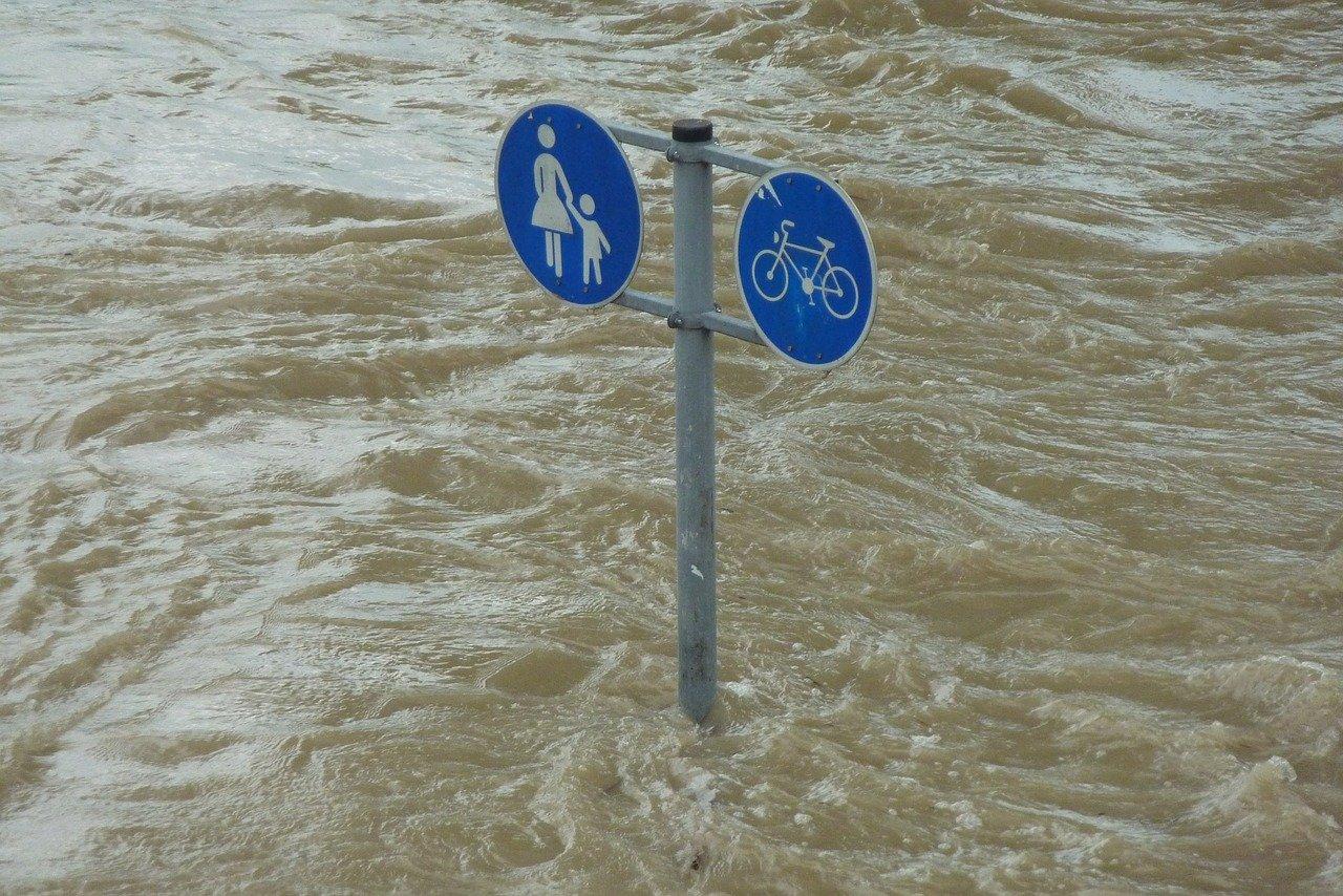 河川氾濫 ライブカメラ 台風